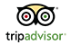 find us on Tripadvisor-logo-50