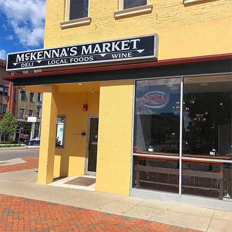McKennas  Market Newark Ohio 476